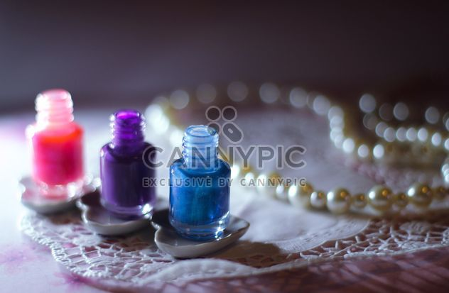 Colourfull nailpolish - бесплатный image #200813