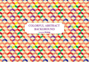 Colorful Abstract Background - Free vector #201363