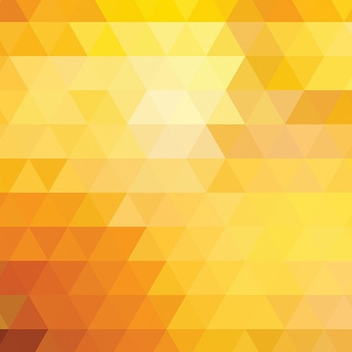 Abstract Orange Background Vector - Kostenloses vector #201743