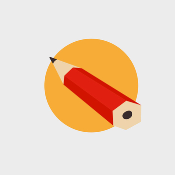 Free Vector Pencil - Kostenloses vector #201963