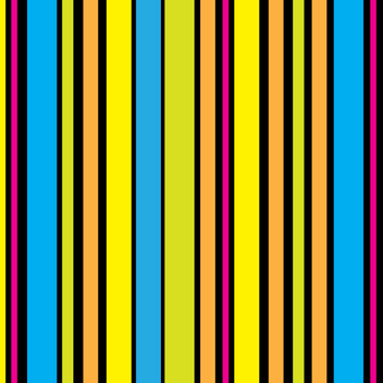 Free Bright Stripes Background Vector - Kostenloses vector #202463