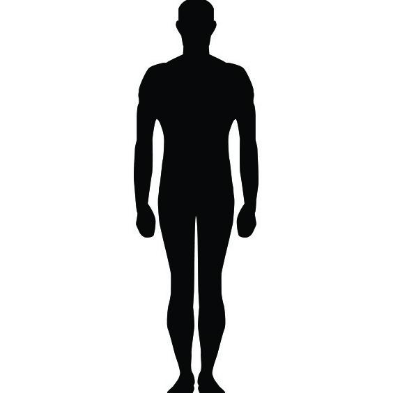 раскраски силуэт фигуры человека фото просит влезать участников