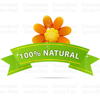 Nature Flower Icon - vector gratuit #202763