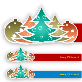 Christmas Illustration 13 - Kostenloses vector #203323