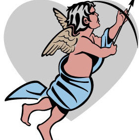 Angel Clip Art - Free vector #203413