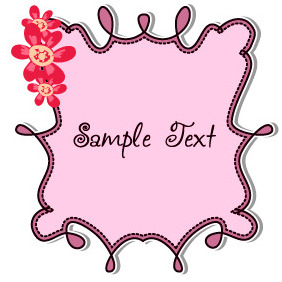 Doodle Frame 8 - Free vector #203653