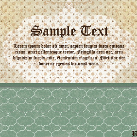 Old Card Grunge Background - vector #203773 gratis