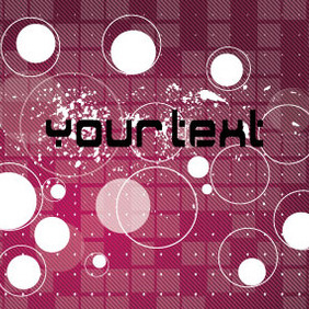 Your Text Abstract Free Vector - vector #203823 gratis