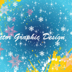 Grunge Lined Stars Free Graphic Art - Free vector #203873