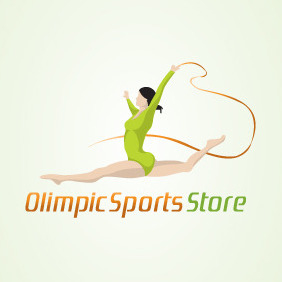 Olympic Sports Store - vector gratuit #203963