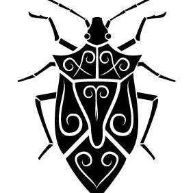 Bug Vector Image - бесплатный vector #204453