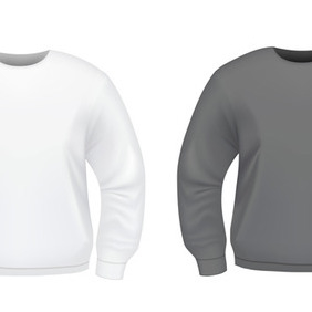 Realistic Sweater - бесплатный vector #204533