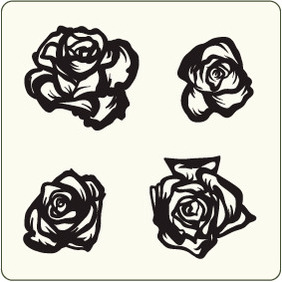 Roses 1 - Kostenloses vector #204643