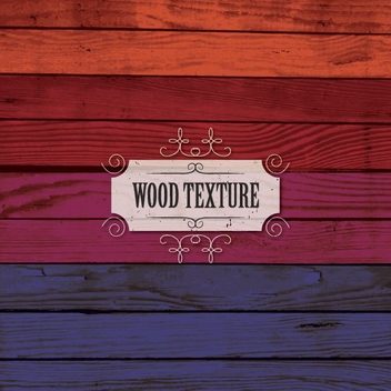 Wood Texture - vector gratuit #205443