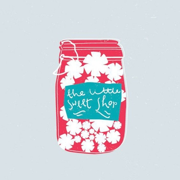 Sweet Shop - vector #205533 gratis