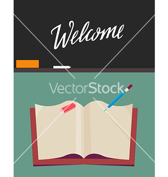 Free back to school vector - vector gratuit #205913