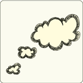 Chat Bubble 2 - vector #206113 gratis
