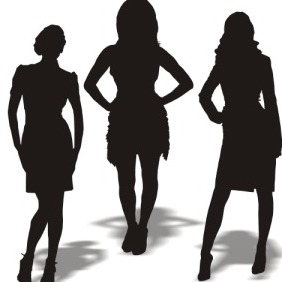 Business Women - vector gratuit #206143