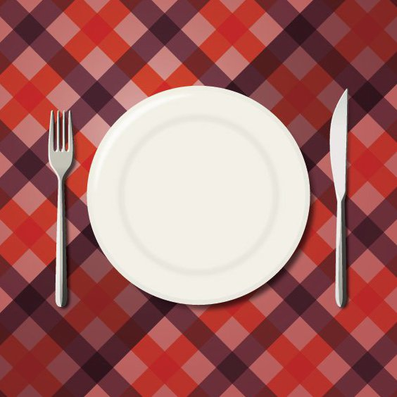 Let's Eat - Free vector #206183