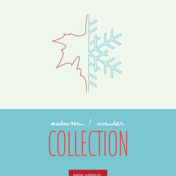 Autumn Winter Collection - vector #206273 gratis
