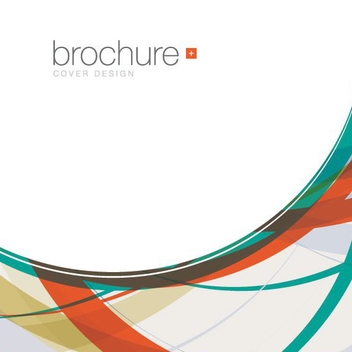 Brochure Cover - Free vector #206683