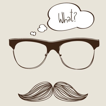 My New Moustache - Kostenloses vector #206773