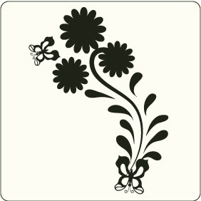 Floral 55 - Free vector #206993