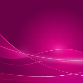 Fucshia Background With Light Beams - Free vector #207113