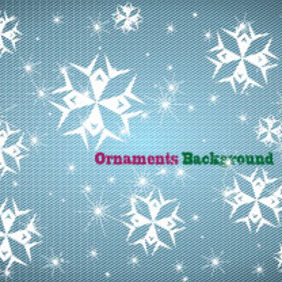 Thick Lines Free Ornament Background - vector gratuit #207143