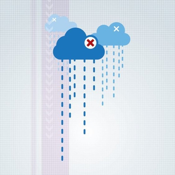 Stop The Rain - vector #207803 gratis