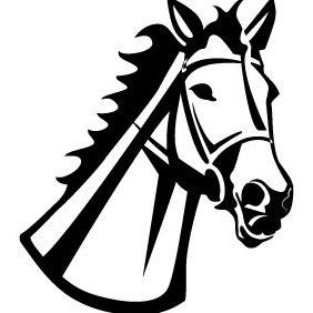 Horse Vector Image VP 1 - Free vector #208223