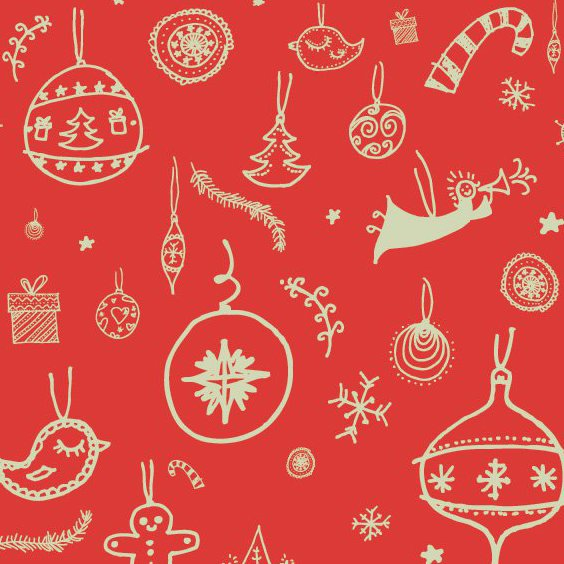 Decoration Pattern - Free vector #208583