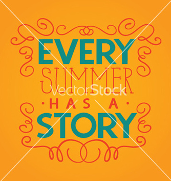 Free summer vacation background vector - Free vector #210103