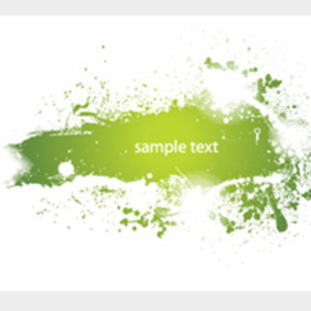 Grungy Colorful Background - vector #210223 gratis