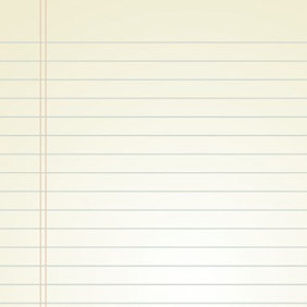 Lined Paper Background - vector #210383 gratis