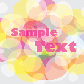 Abstract Colorful Banner - vector gratuit #210453