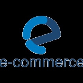 E-Commerce Logo - Free vector #211083