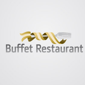 Buffet Restaurant - vector gratuit #211223