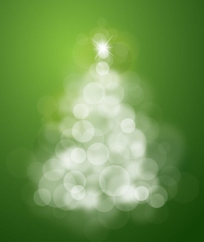 Christmas Lights - Free vector #211673