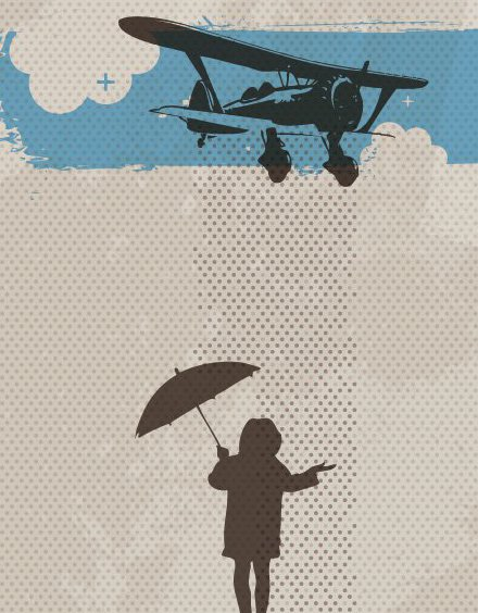 Chuva simples - Free vector #212253