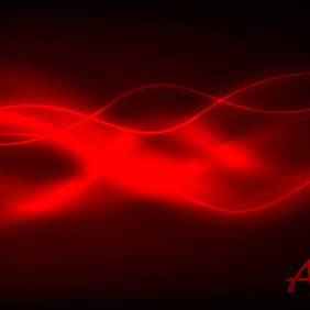 Red Abstract Background - Kostenloses vector #212553