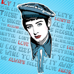 Boy George - vector #213593 gratis