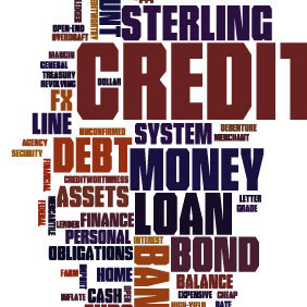 Word Cloud Finance 2 - Kostenloses vector #213693