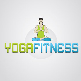 Yoga Fitness - vector gratuit #213793