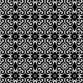 Simple Decorative Photoshop And Illustrator Pattern - Free vector #214023