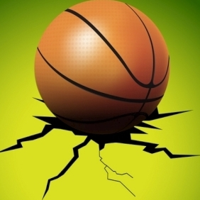 Basketball - vector gratuit #214203