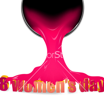 Free womens day vector - Free vector #214243