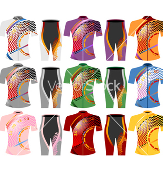 Free bike fashion shirt vector - vector #214823 gratis