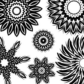 Tribal Vector Set 2 - Free vector #215273