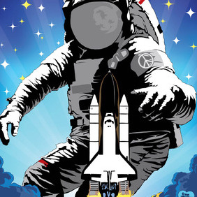 Space Vector - vector #215443 gratis